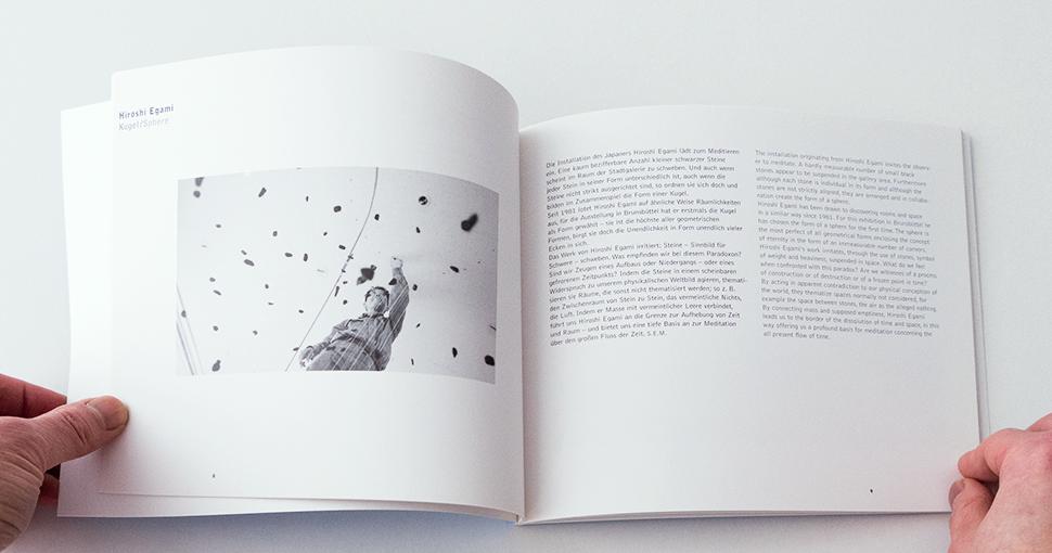 Katalog: positions – directions