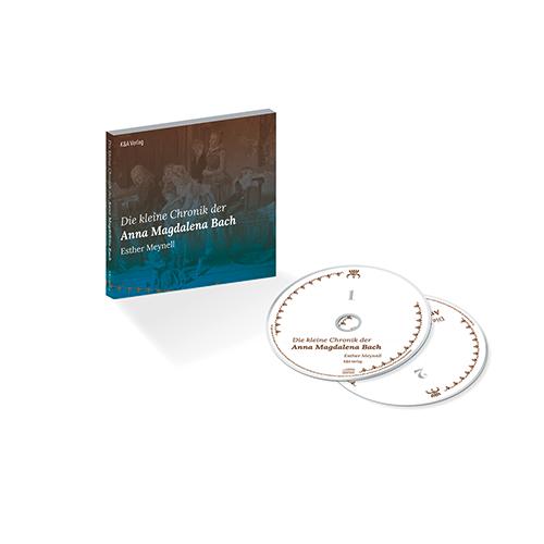 Hörbuch Broschur: Bach