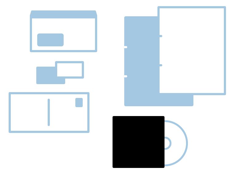 Corporate Design - Visitenkarte, Briefbogen, Geschäftsausstattungen