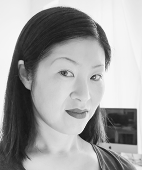Grafikerin/Mediengestalterin in Berlin, Yoko Hata Profil