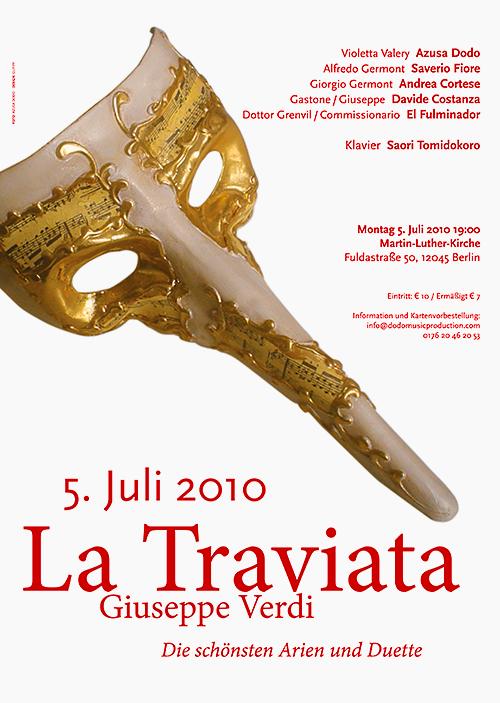 Plakat: La Traviata