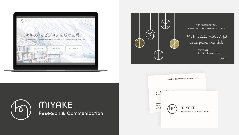 Logodesign, Webdesign, Printdesign - MRC