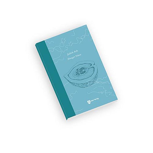 Hooger Nüsse, Buchgestaltung, Judith Arlt, Achter Verlag