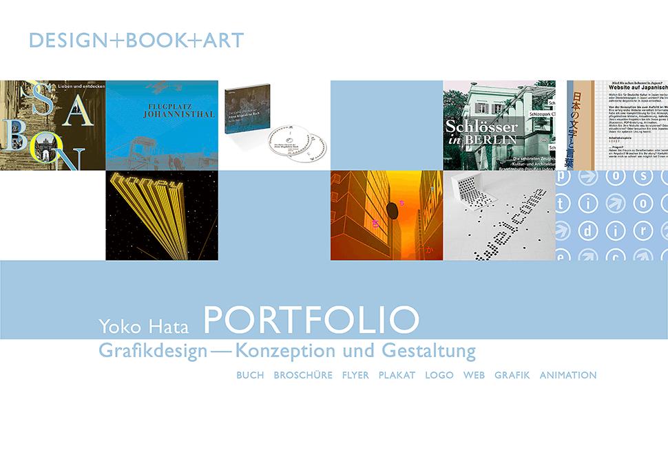 Portfolio Grafikdesign – Konzeption und Gestaltung