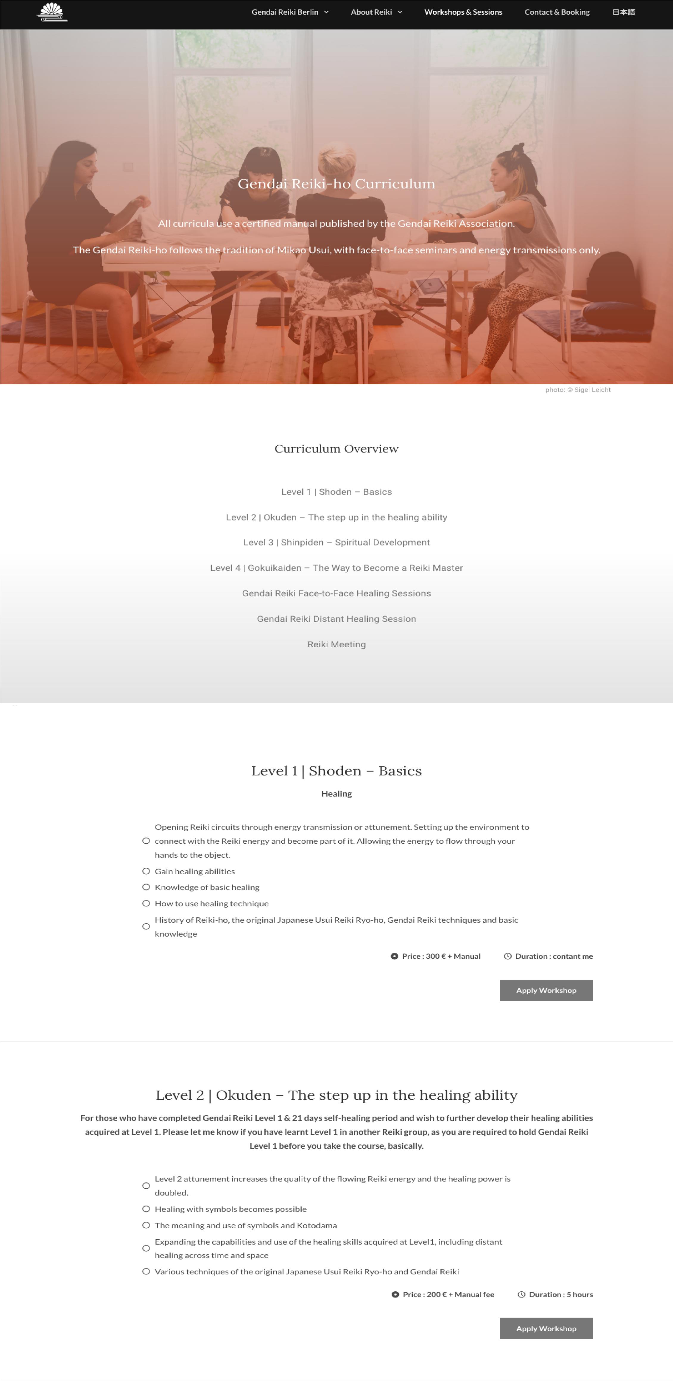 Webdesign multilingual Japanisch-Englisch